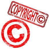 Copyright — Stock Vector