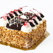ice cream cake — Stock Photo