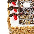 Ice Cream Cake — Stock Photo #11614765