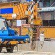 Mobile crane — Stock Photo #12211037
