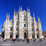 Milan Duomo — Stock Photo #10737952