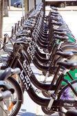 Toronto Public Bikes — Stock Photo