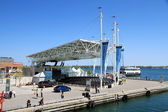 Toronto Harbourfront Centre Amphitheater — Stock Photo