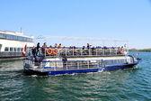 Tourist Trip Boat — Stock Photo