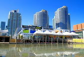 Toronto Harbourfront Centre — Stock Photo