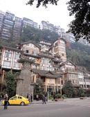 Stary chiński budynku — Zdjęcie stockowe