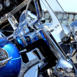 Harley-Davidsons — Stock Photo