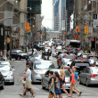 Toronto Traffic — Stock Photo