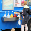 Hot Dog Truck — Stock Photo #11065505