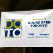 Doors Open Toronto — Stock Photo