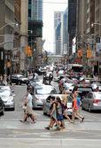 Toronto Traffic — Stock Photo