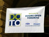 Doors Open Toronto — Stock Photo
