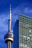 Toronto CN Tower — Stock Photo