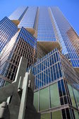 Toronto Financial Core Buildings — Stockfoto