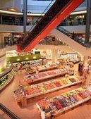 Modern Supermarket — Stock Photo