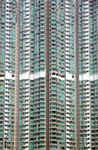Hong Kong Residential Building — Foto de Stock