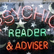 Psychic Reader — Stock Photo