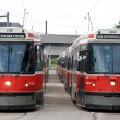 Toronto Streetcars — Stock Photo #12391302