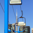 Toronto Chairlift — Stock Photo
