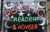 Psychic Reader — Stock Photo