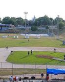 Baseball Game — Stockfoto