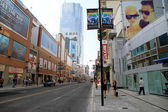 Toronto's Yonge Street — Stock Photo