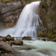 Golling waterfall - Stock Photo