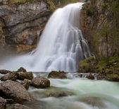 Golling waterfall — Stock Photo