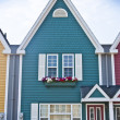 Colorful Seaside House — Stock Photo #11826241