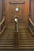 The Grand Staircase of the Titanic — Stock Photo