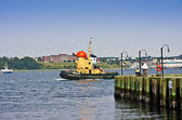 Theodore Tugboat — Stock Photo