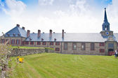 Fortress Louisbourg Barracks — Stock Photo