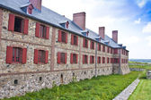 Fortress Louisbourg Bastion Barracks — Stock Photo