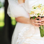Постер, плакат: Wedding bouquet