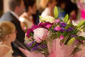 Bröllop blommor結婚式の花 — Stockfoto
