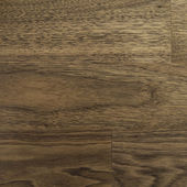 Walnut laminated floor — Photo