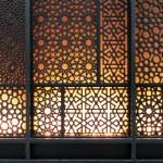 Abstract islamic pattern — Stock Photo
