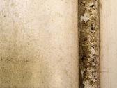 Vieille pipe des eaux usées — Photo