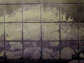 Texture grunge arte di vecchie piastrelle — Foto Stock
