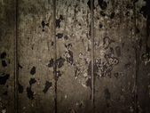 Grunge vittrade trä — Stockfoto