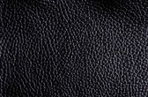 Anil soft black leather — Stock Photo