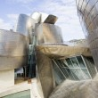 Stock Photo: Guggenheim Bilbao