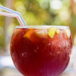 Spanish sangria — Stock Photo