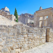 Les Baux de Provence ancient medieval village ruins. France, Eur — Stock Photo #11962726