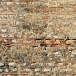 Stock Photo: Old stone wall texture