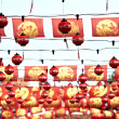 Chinese street decorations — Stock Photo #11039240