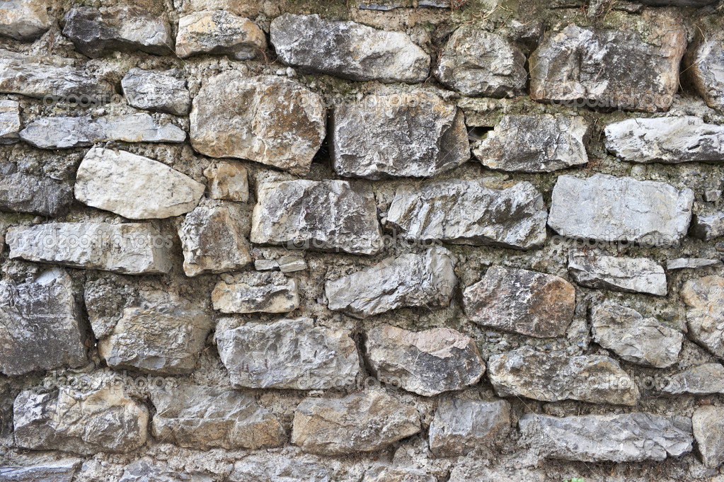 Old stone wall texture — Stock Photo #11039136