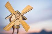 Molino de viento energía — Foto de Stock