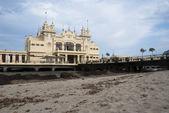 Charleston de mondello na praia — Foto Stock