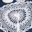 Carved Handmade Crochet — Stock Photo